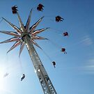 Aerial Swing Ride Luna Park by Jean Rim
