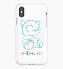 Montrose Bear iPhone Case/Skin