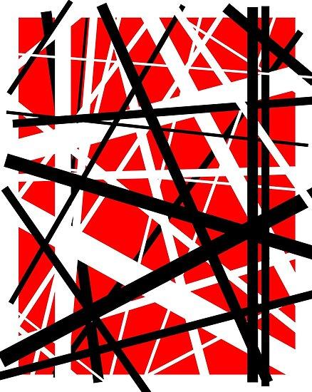 2a21488247a Frankenstein Pattern (Red)