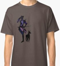 Shadow and Interceptor Classic T-Shirt
