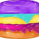 Gender Non-Binary Burger by aidadaism