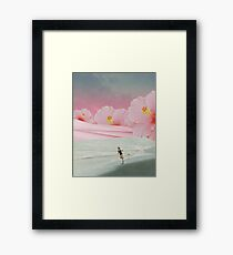 Running Dream Framed Print