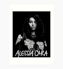 alessia caracciolo - But that recollection does serve to Art Print