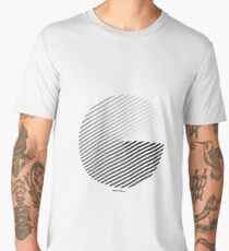 Stripes can be in a disc (BoW) Men's Premium T-Shirt