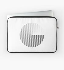 Stripes can be in a disc (BoW) Laptop Sleeve