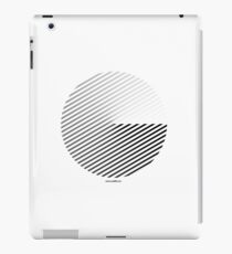 Stripes can be in a disc (BoW) iPad Case/Skin