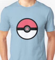 Romantic love pokeball T-Shirt