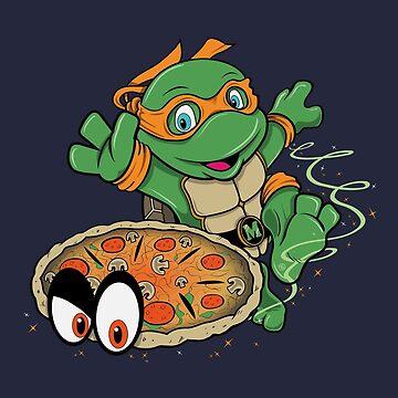 SUPER TURTLE ODYSSEY by nando-ss