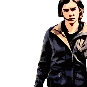 The Walking Dead Maggie Rhee T Shirt by PopClothing