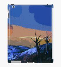Far away from Earth iPad Case/Skin