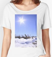 Star Bright Women's Relaxed Fit T-Shirt