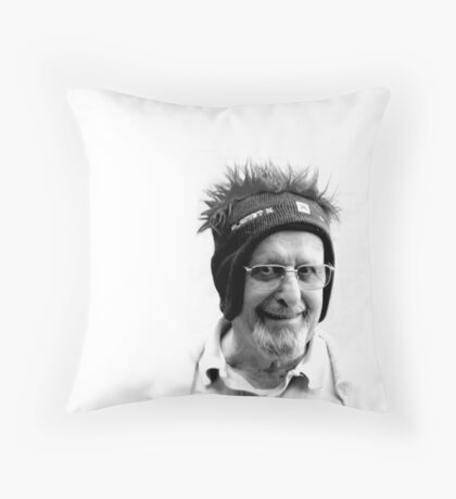 ~M'Pa~ Throw Pillow