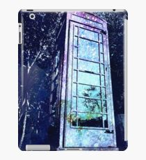 Telephone Booth  iPad Case/Skin