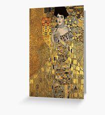 Gustav Klimt, Adele Bloch-Bauer Grußkarte