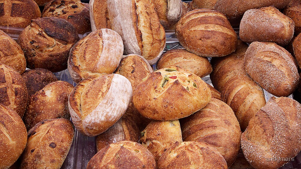 bread farmers market by andymars