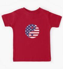 American yin yang Kids Clothes