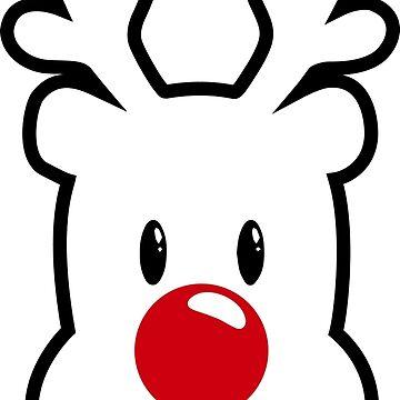 Reindeer by tkis