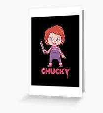 Chucky! Greeting Card