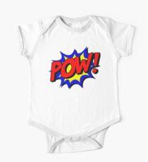 Superhero POW! Kids Clothes