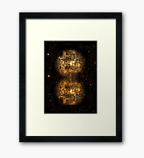 Dying Suns, Science Fiction, Fantasy,  Framed Print