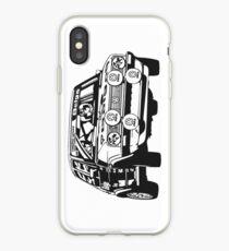 Vinilo o funda para iPhone Golf Mk2 Rallye