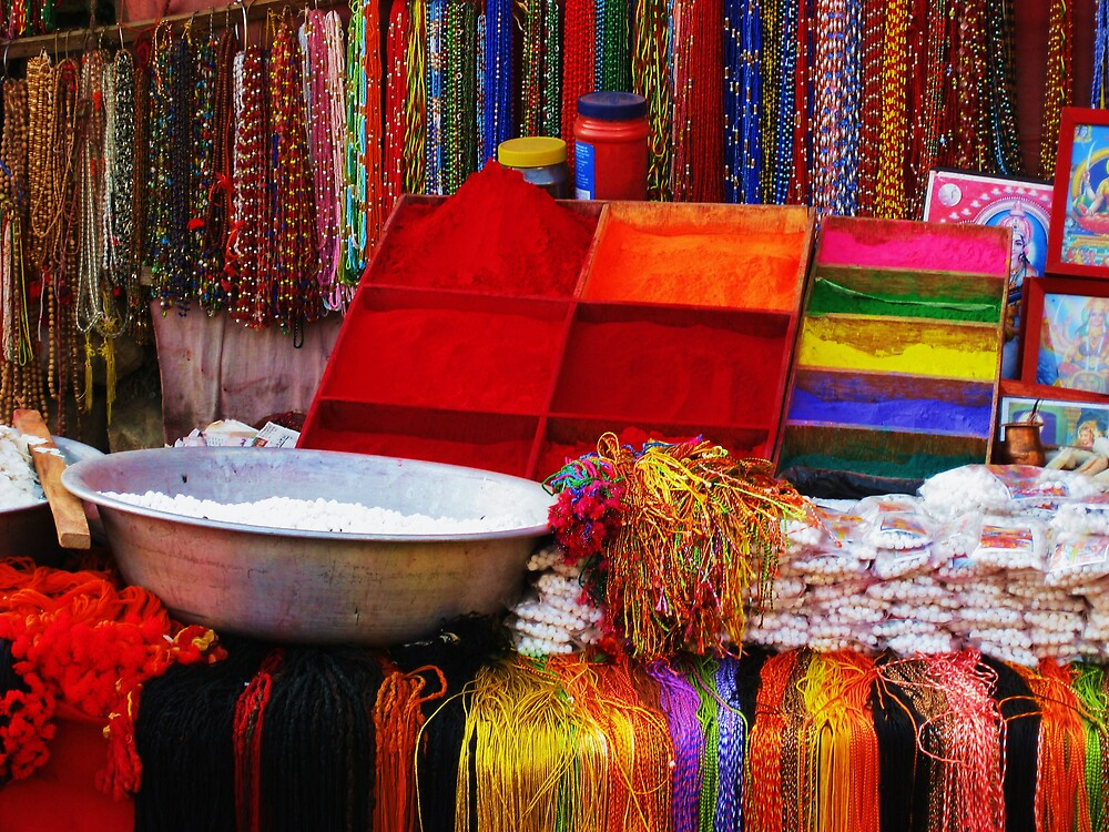 The colours of Nepal by mypics4u