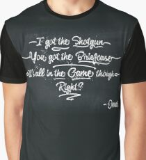 It's All In The Game Though Graphic T-Shirt