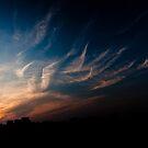 Taiwan Skyscape by Jeff Harris