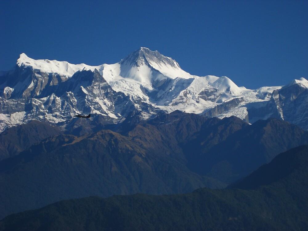 Trekking in Nepal by mypics4u