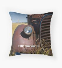 Two Ton Throw Pillow