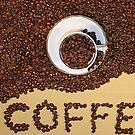 Coffee Beans by Teresa Zieba