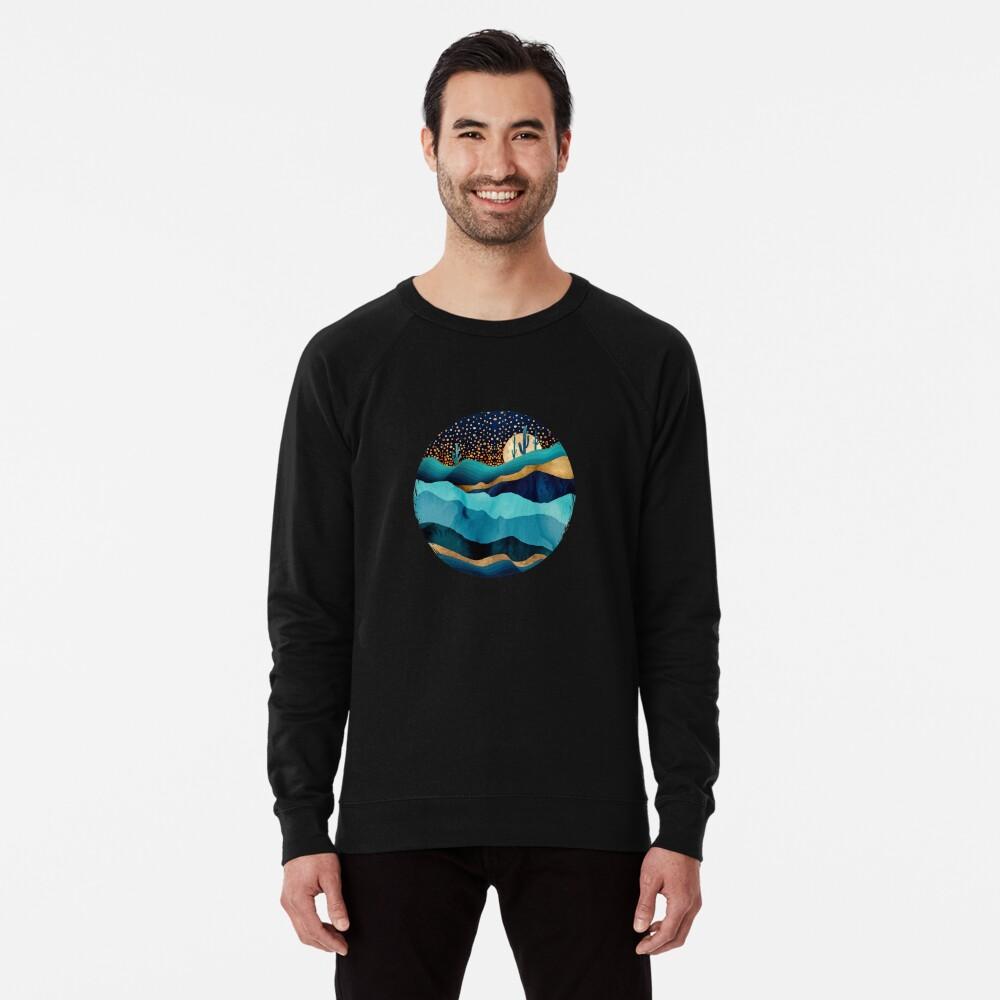 Indigo Desert Night Lightweight Sweatshirt