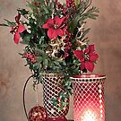 Holiday Season by Candlelight  by Sherry Hallemeier