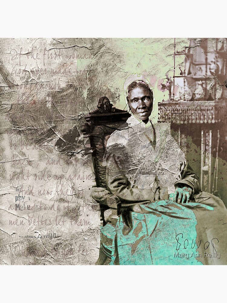 Sojourner Truth by reilly58