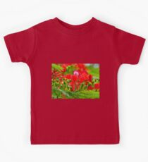 Flamboyant Beauty (Spot) Kids Tee