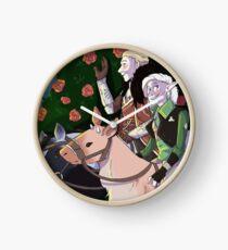 Hobbies Clock
