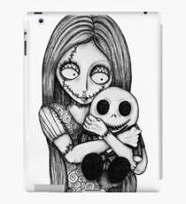 Nightmare Before Christmas Art by Creepy Culture iPad Case/Skin