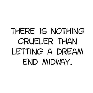 My Hero Academia - There is Nothing Crueler than Letting a Dream End Midway by keroame