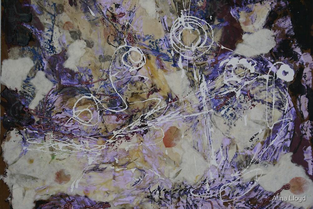Purple Fall, Part 1 by Alina Lloyd
