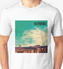 Noel Gallagher - High Flying Birds Unisex T-Shirt