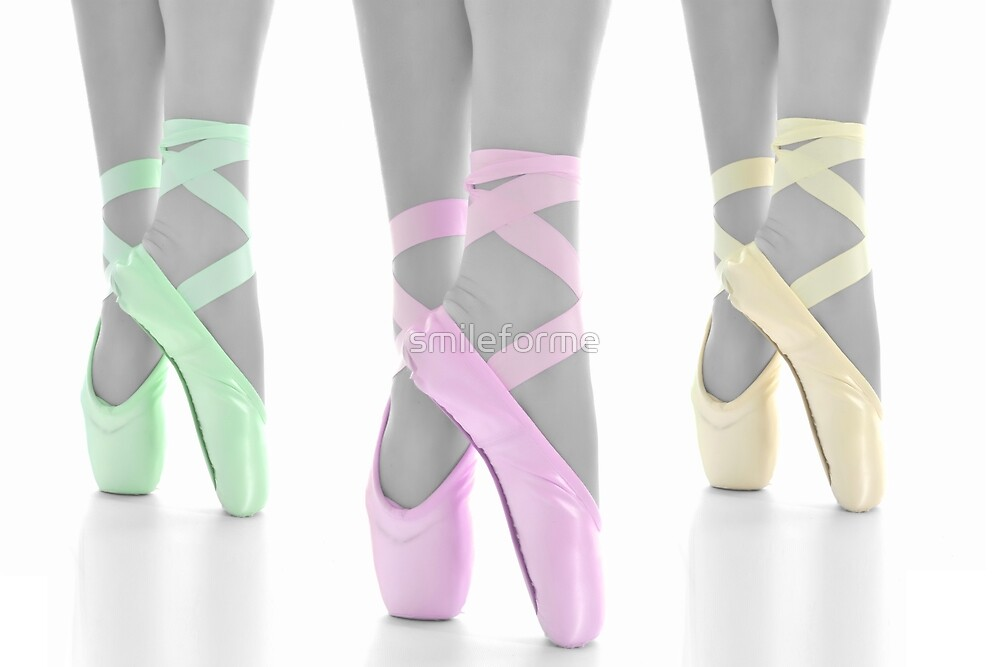 ballet coluors by smileforme
