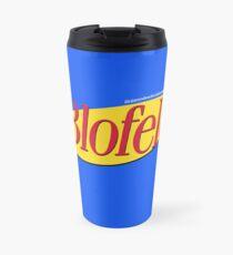 Blofeld, the Villain About Nothing Travel Mug