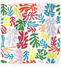 Matisse Pattern 004 Poster