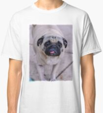 Pug In The Park Classic T-Shirt