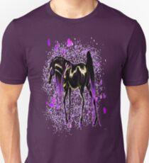Purple Love Horse T-Shirt