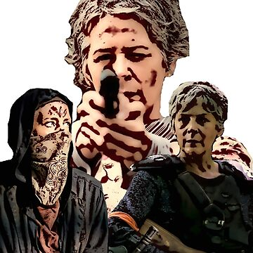 The Walking Dead Carol - Force of nature by PopClothing