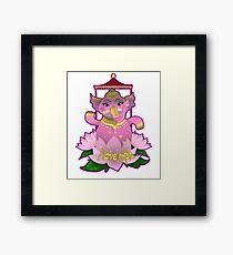 I love India Framed Print