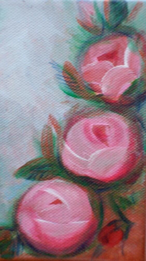 ROSES by Dalzenia Sams