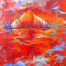 """""""Fire, Water, and Ice"""" by amina  re"""