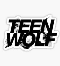 TeenWolf Logo Sticker